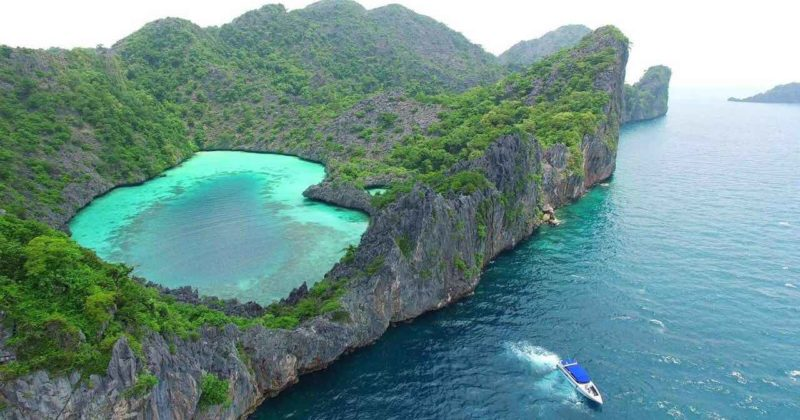 Andaman Beauty 4 Islands Day Trip